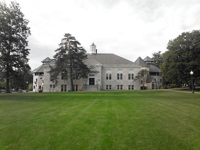 Student Center, Middlebury, VT
