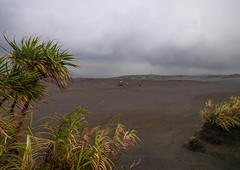 Landscape in volcano yasur, Tanna island, Mount Yasur, Vanuatu