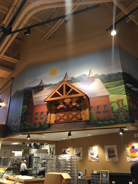 Wegman's, Hanover, New Jersey