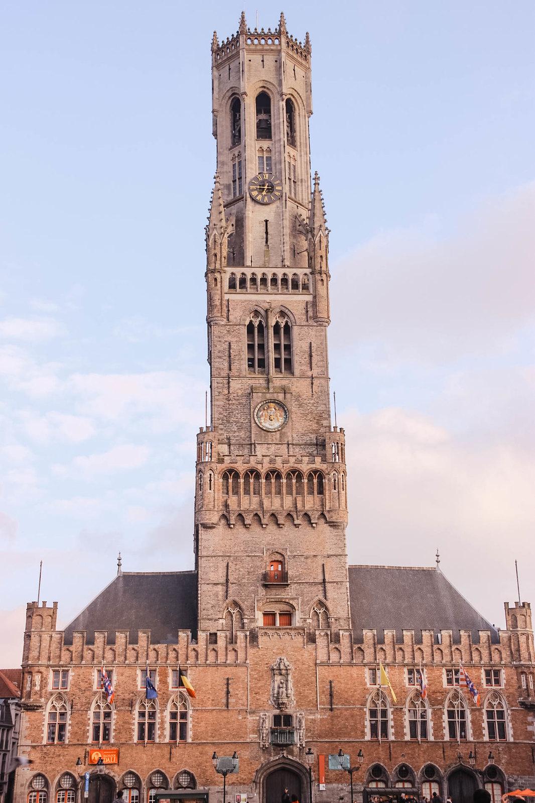 Belfry Bruges