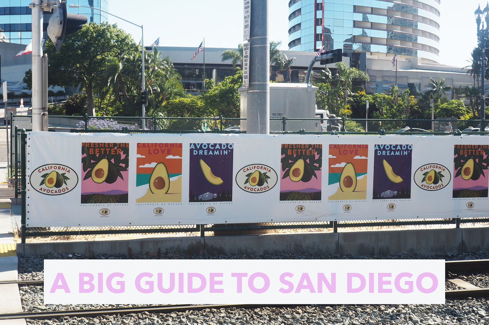 San Diego Cover