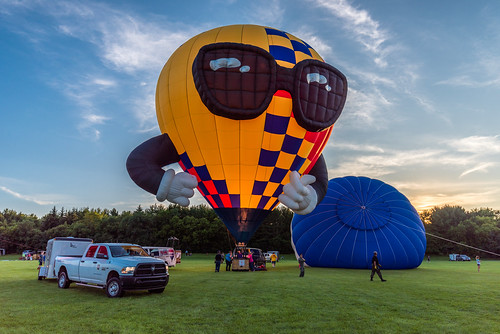 Waterford Balloon Fest 2017
