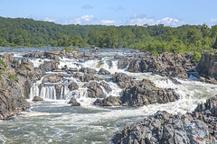 Great Falls of the Potomac River, Main Falls (DS0091)