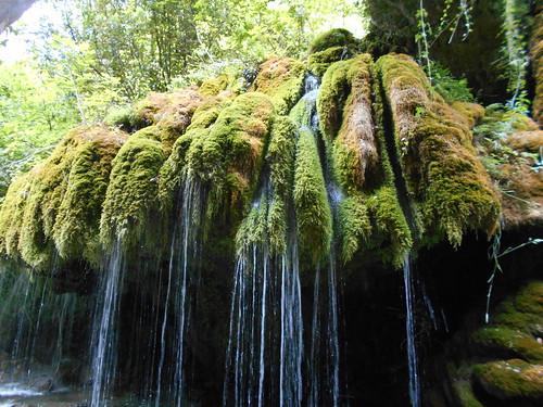 cascate Capelli di Venere, Casaletto Spartano