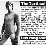 Tue, 2017-07-25 09:47 - The Turtlesuit, 1972 ad