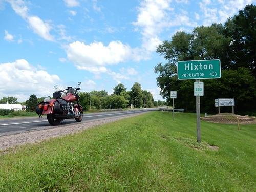 07-29-2017 Ride Hixton,WI