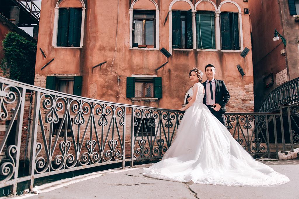 《海外婚紗》泰羽 & 普提 / 威尼斯、佛羅倫斯、羅馬