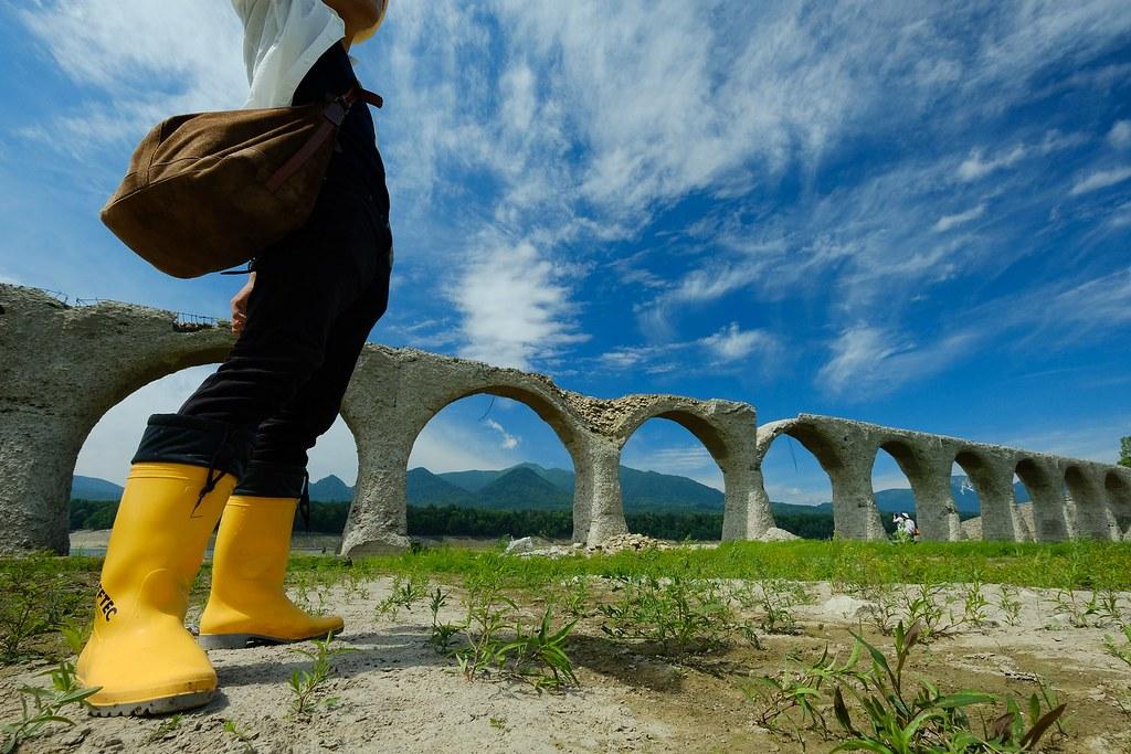 タウシュベツ川橋梁ツアー (Taushubetsu River Bridge Tour