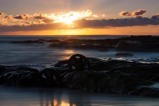 Windang Island Sunrise
