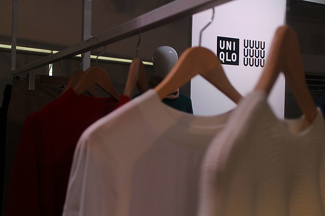 Uniqlo Fall Winter 2017 Fashion Style Duane Bacon U