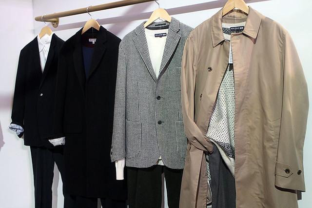 Uniqlo Fall Winter 2017 Fashion Style Duane Bacon Ines de la fressange Men