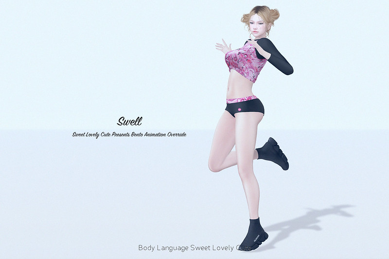 Bento AO Swell @ Mesh Body Addict Fair