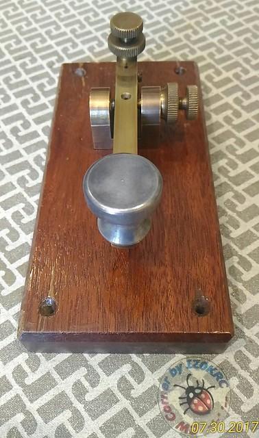 Italian teching Morse key - 134635_1_p