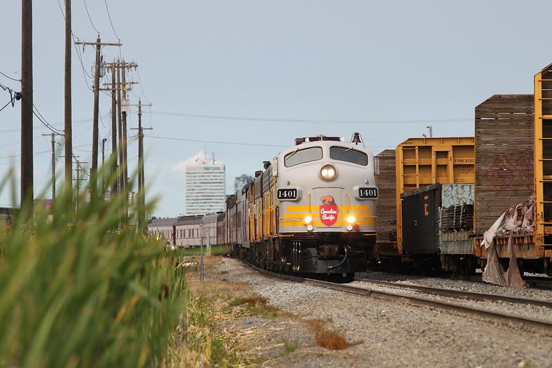CP Rail Edmonton, Leduc Subdivision.