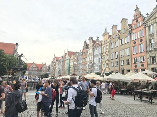 Bildspel: Polenresa