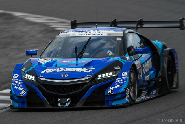 SUPER GT Official Test at Suzuka Circuit 2017.7.1 (161)