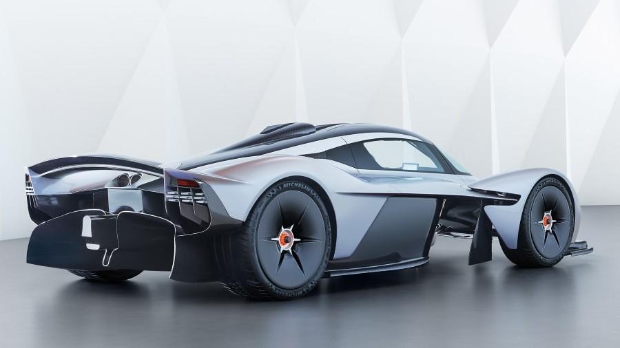 Aston Martin Valkyrie 2954