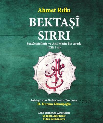 Bektaşi şair Ahmet Rıfkı