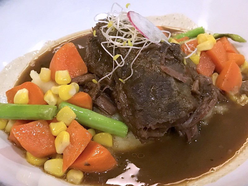 150 Days Grain-Fed Angus Braised Beef Cheek