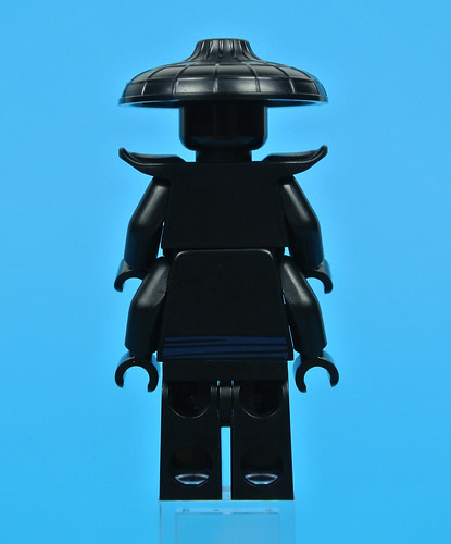 Inferno w//Red Scar Eye Police//Agents//Pirate NEW Lego Villian Minifig HEAD Dr