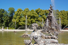 Chiemsee - Herrenchiemsee (15) - Schlosspark