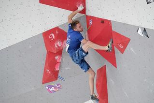 Sport Climbing Bouldering