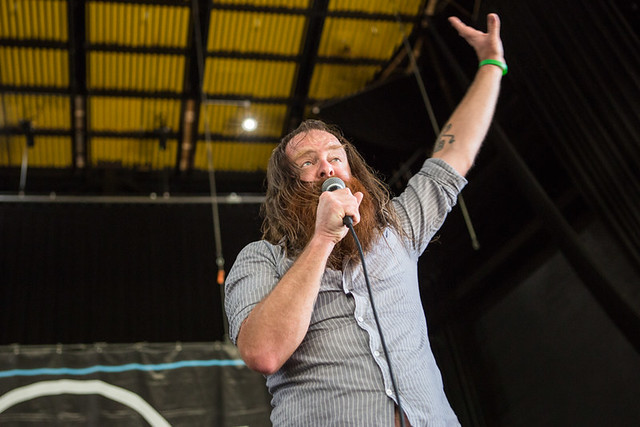 Valient Thorr @ Vans Warped Tour, Columbia, MD 07/16/2017