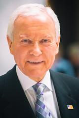 United States Senator Orrin Hatch