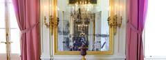 La Reine et son Roi en visite à Versailles