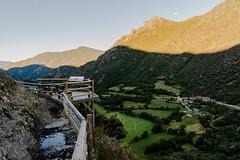 El Mirador dels Gorgs de Lladrós i Benante | Vall de Cardós | Pallars Sobirà