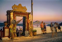 Fira, Santorini.