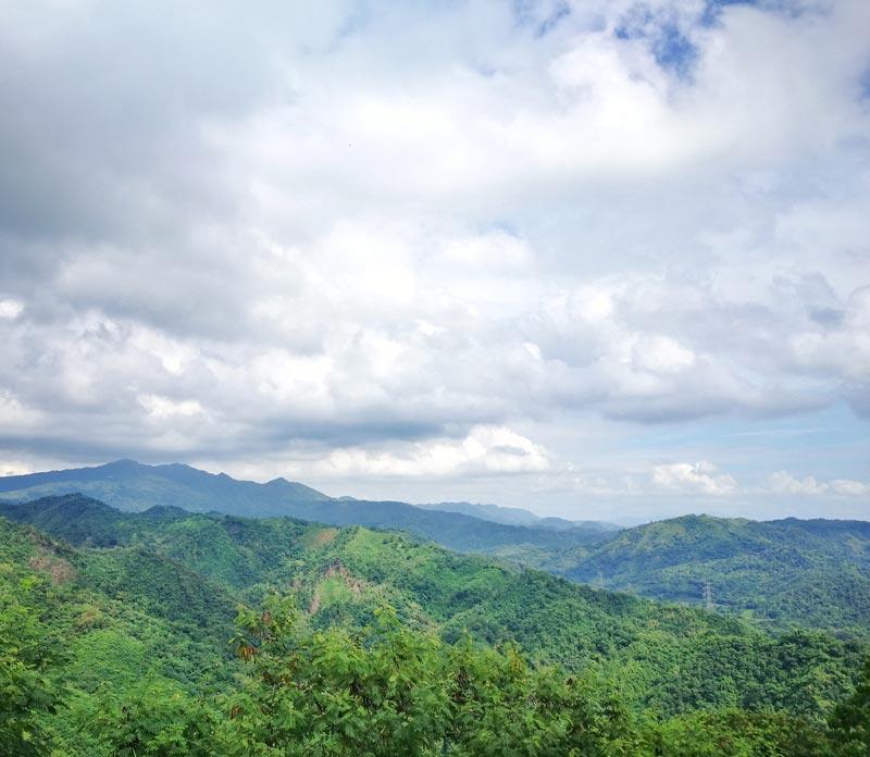 Mount-Purro-Sierra-Madre-view | www.wearejuanderers.com