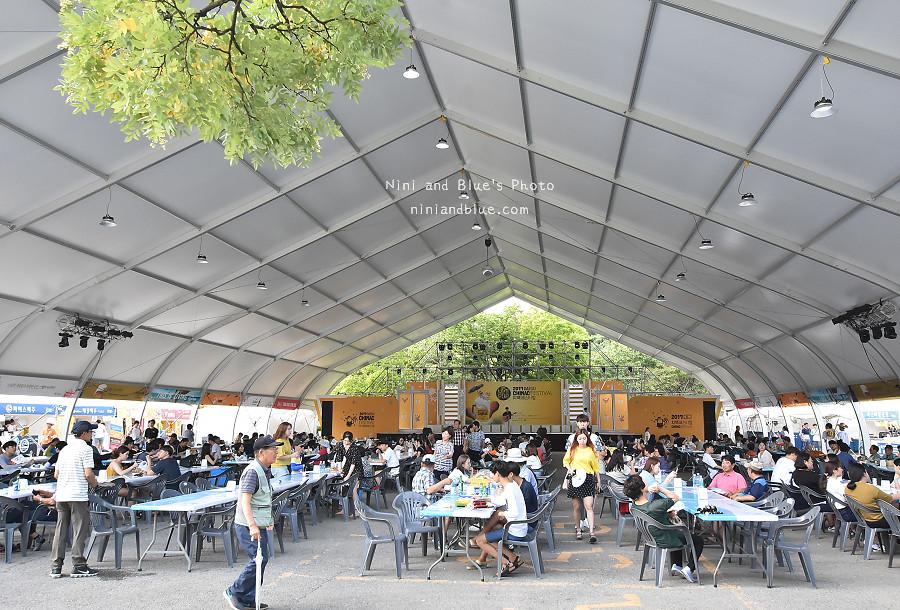 韓國大邱炸雞啤酒節旅遊景點04