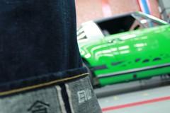 Eternal 888 with Porsche 911 Targa 2