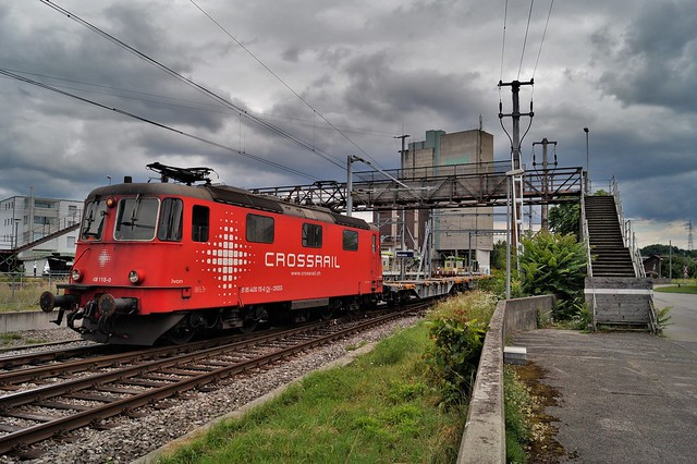 Crossrail Re 436 115-0