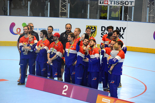 Jeux Mondiaux de Wroclaw 2017 - J9