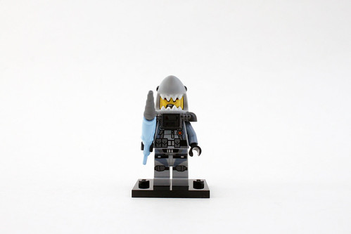 The LEGO Ninjago Movie Manta Ray Bomber (70609)