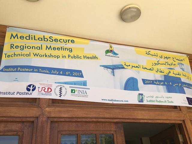 Regional Meeting #2 Tunis