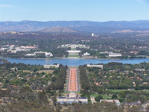 View from Mount Ainslie (2004)