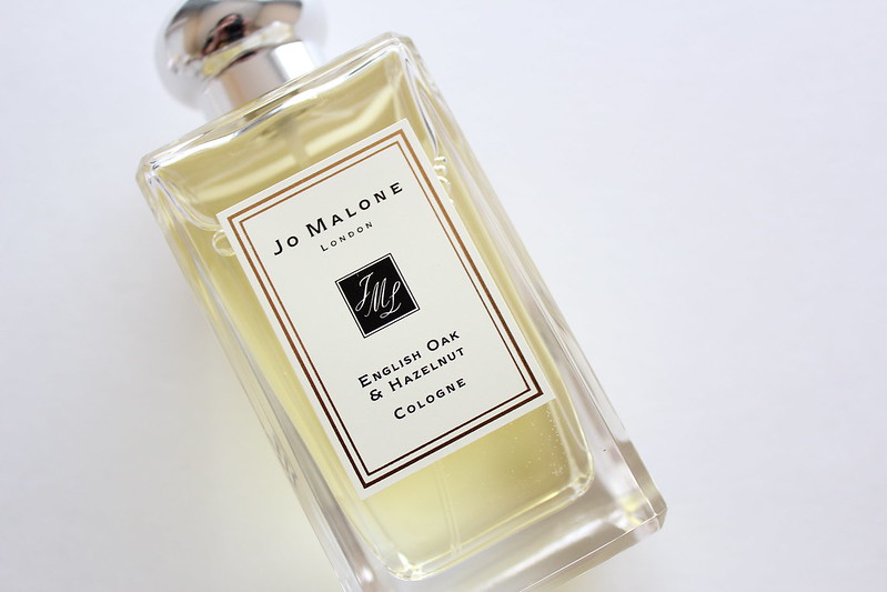 Jo Malone English Oak and Hazelnut review