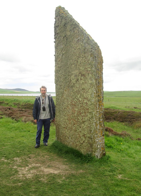 Ring of Brodgar, Single Stone