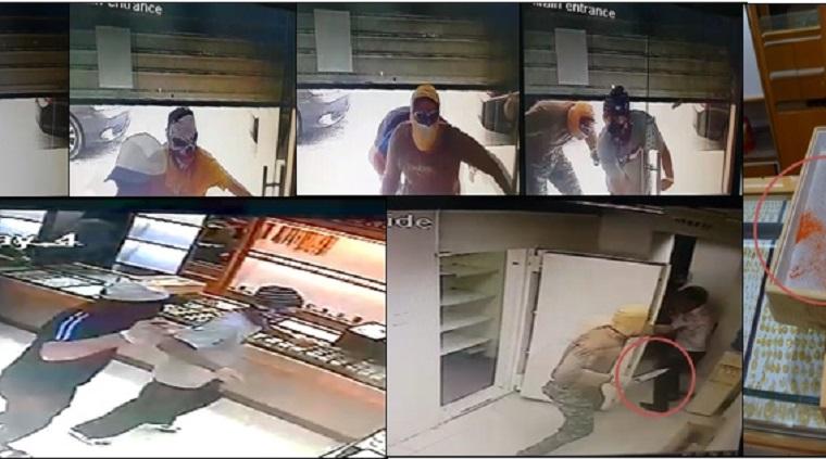 عصابة سطو دبي