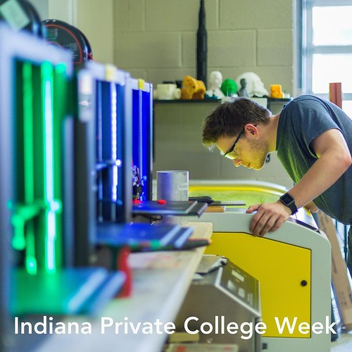 Happy Indiana Private College Week! To celebrate the week, every day we are going to demontrate a different reason why attending Valpo as a private, nonprofit institution is an advantageous decision. Above all, students seek institutions of higher educati