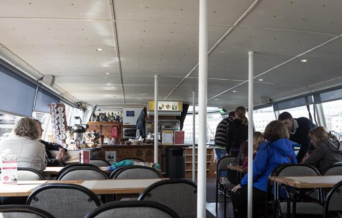 strömma diana saaristoristeily helsinki sightseeing laiva sisätila ravintola baari tarjoilu (1 of 1)