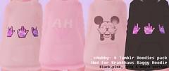 Tumblr Hoodies pack (Mod for Krankhaus Baggy Hoodie)