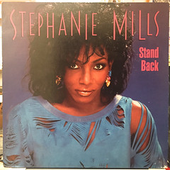 STEPHANIE MILLS:STAND BACK(JACKET A)