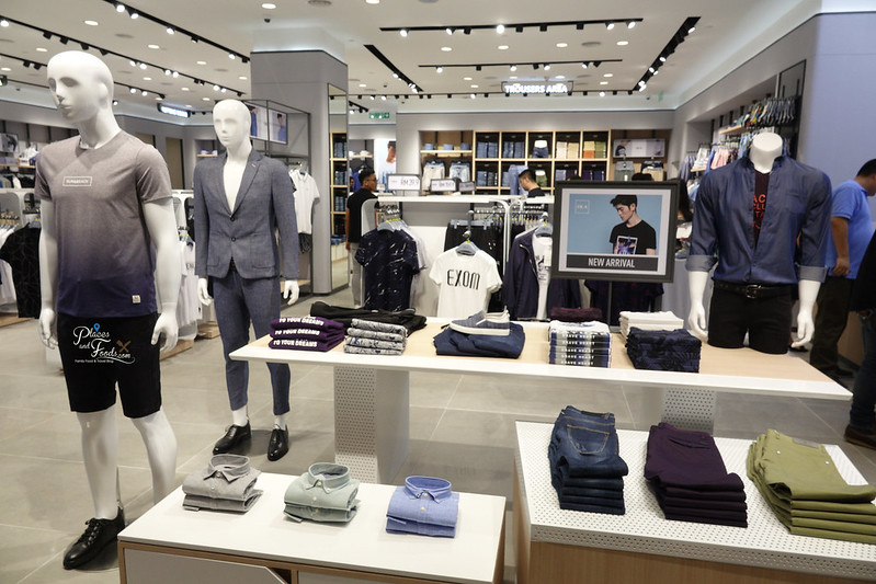 HLA International Menswear Opens First Flagship Store in ...