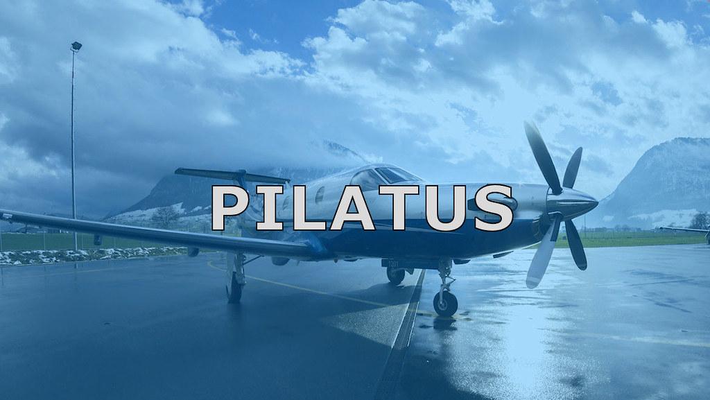 PILATUS AIRCRAFT INVENTORY