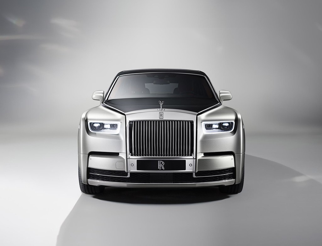 This is the new Rolls-Royce Phantom