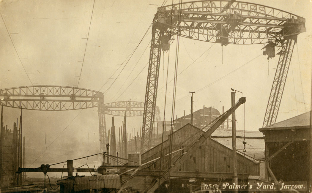 Palmer's Shipyard, Jarrow